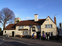 The Chequers pub, Goldhanger